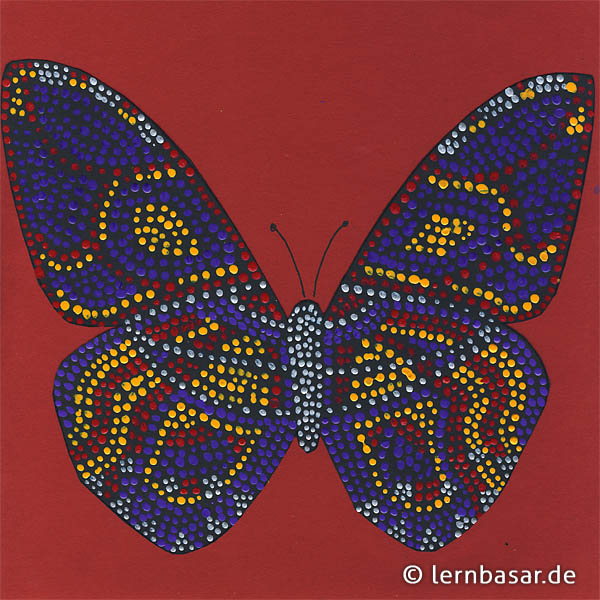 Schmetterling flieg!