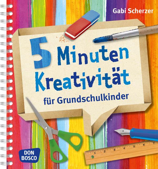 Fünf Minuten Kreativität - Buchbesprechung - Startpunkt DE