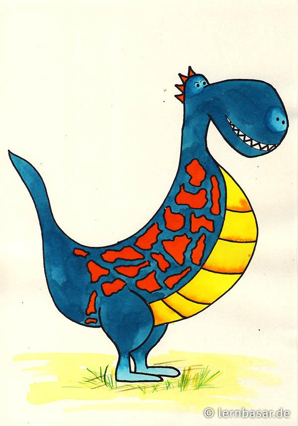 Süße Dinos - Startpunkt DE