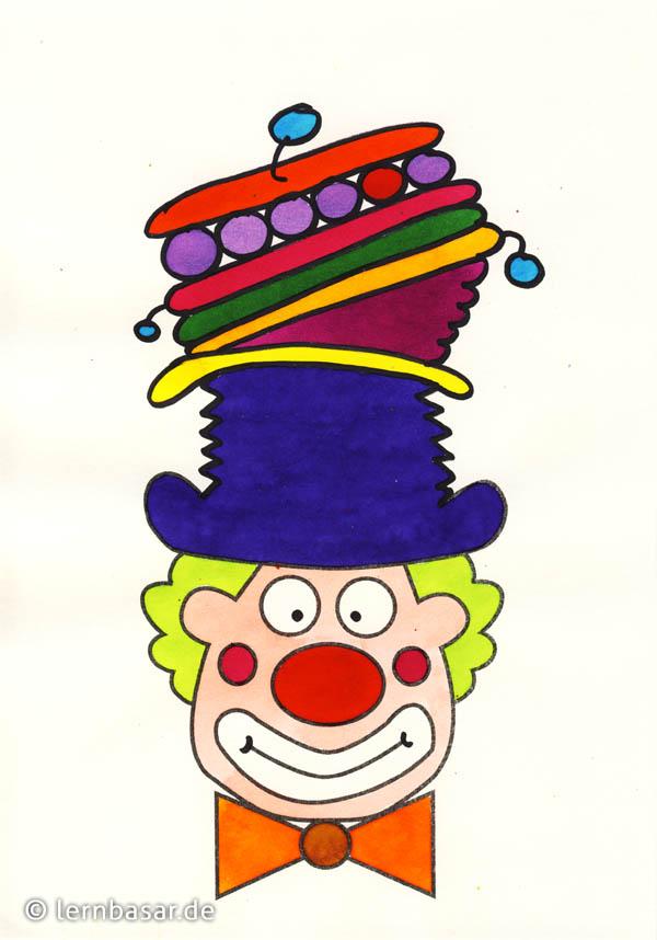 Faschings Clown Startpunkt De