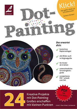 Dot-Painting Ebook