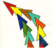 Fliegende Dreiecke