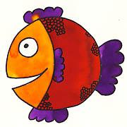 Fröhliche Kugelfische