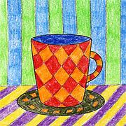 Kaffeetassen-Inchie