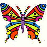 Schmetterling Inchie