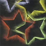 Sterne aus Kreide